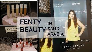 Rihanna IN SAUDI ARABIA || VLOG