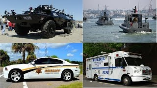 Cars and Trucks for Kids - Learning Police Cars & Vehicles Names - Transport Vehicles for Children