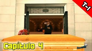 GTA San Andreas Loquendo - Cap.4: La muerte de Cj, ha desaparecido! | Infected