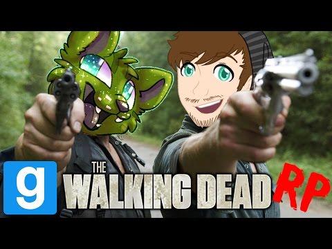 Walking Dead RP (Garry's Mod)
