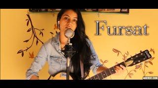 Fursat l Arjun Kanungo  l Acoustic cover (#fursatcovercontest)