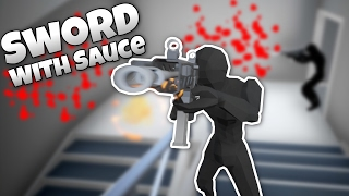 Sword with Sauce - Totally Accurate Ninja Simulator! - Let