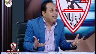 فضيحة من العيار الثقيل ناقد رياضي يفضح حسن مصطفي ويكشف امتلاكه شركة داخل قطر
