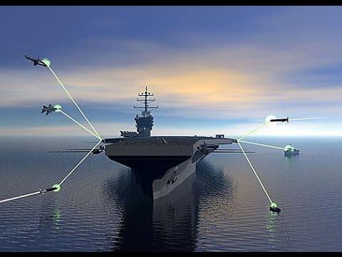 U.S. Navy Declares Laser Weapons Ready