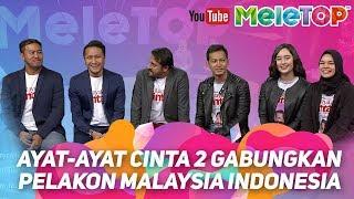 Ayat-Ayat Cinta 2 gabungkan pelakon Malaysia Indonesia | Bront Palarae, Nur Fazura, Fedi Nuril