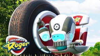 Space Ranger Roger | Build Bot Ranger Ready | Cartoons For Children | Cartoons For Kids