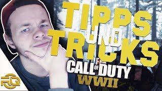 WW2: TIPPS und TRICKS für einen PERFEKTEN Start in CoD World War 2!