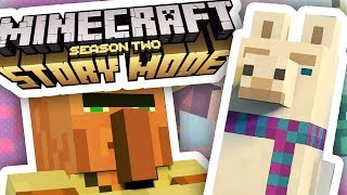 MINECRAFT STORY MODE SEASON 2 - EPISODE 1!!!