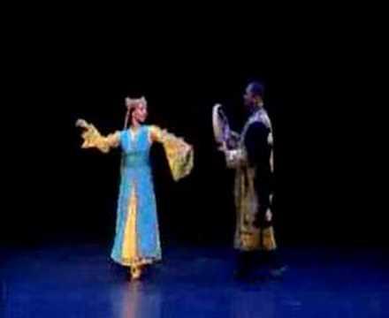 Performance by Tara & Ustad Abbos Kosimov