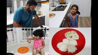 After School Evening To Night Routine - Earn Money Through Meesho - Idiyappam-Veg Stew-Creamy Pasta