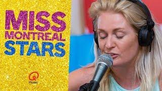 Miss Montreal - 'Stars' (live bij Qmusic)