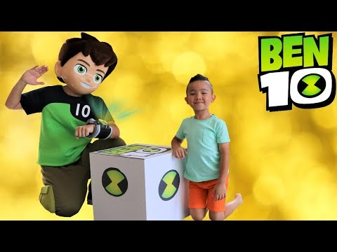 Xxx Mp4 NEW BEN 10 Toys Collection Delivered By Ben 10 Himself To Ckn Toys 3gp Sex