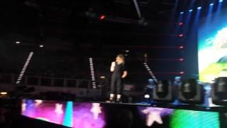 Eros Ramazzotti ***Più Che Puoi*** 13 Marzo 2016 Zoppas Arena - Conegliano Veneto
