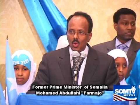 Xxx Mp4 Former Prime Minister Of Somalia Mohamed Abdullahi Quot Farmajo Quot Seattle WA USA 3gp Sex