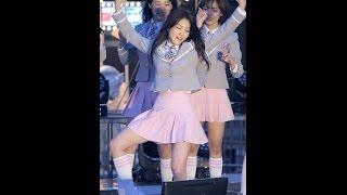 160504 아이오아이(IOI) 판교현대백화점 콘서트 직캠(Fancam) 멘트3(개인기)