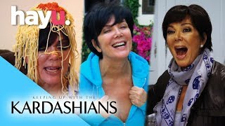 Kris Jenner's Funniest Moments   Keeping Up With The Kardashians