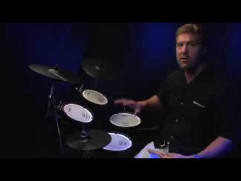 Roland TD-4SX Drum Kit Overview | UniqueSquared.com