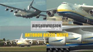 ANTONOV AN225 MRIYA - KING OF THE SKIES (airshowvision)
