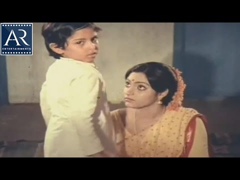 Moodu Mulla Bandham Movie Scenes | Madhavi Married With Small Boy