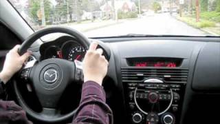 Download Test Drive 2007 Mazda RX-8 w/ Exhaust, and Full Tour 3Gp Mp4