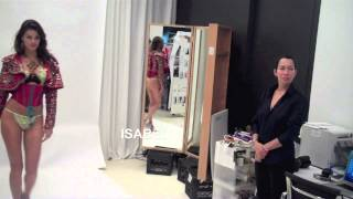 VICTORIA'S SECRET FASHION SHOW 2014 FITTINGS: EXOTIC TRAVELLER