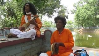 Gacher Pata Taka Keno Hoi na by Ranjit Hazra Baul Santiniketan Dol utsob 2016