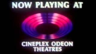 Now Playing at a Cineplex Odeon Near You 1989