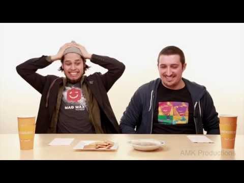 The Ultimate Chassidic Food Taste Test