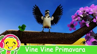 Vine Vine Primavara - Cantece Gradinita .ro