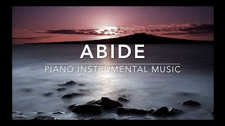 ABIDE - 3 Hour Peaceful Music   Christian Meditation Music   Deep Prayer Music   Relaxation Music