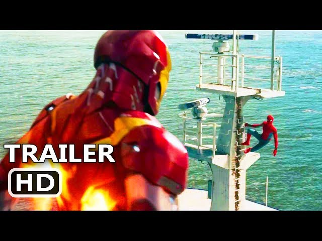 SPІDЕR-MАN HOMECOMІNG New International Trailer (2017) Marvel Movie HD