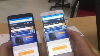 Xiaomi Redmi Note 4X VS Xiaomi Redmi Note 4