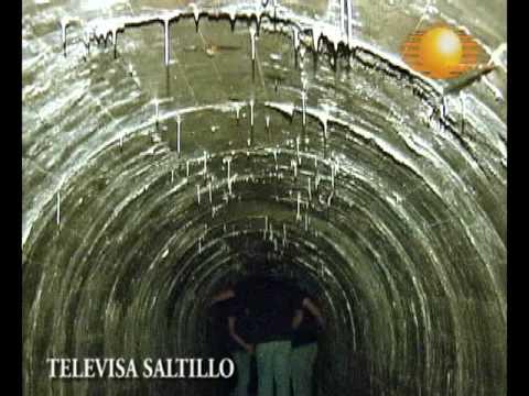 LOS TUNELES DE SALTILLO