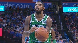 NBA 5 Point Play By Kyrie Irving (Rare)