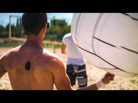 Must-See Top Gun Volleyball Parody