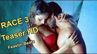 Race 3 Teaser Salman Khan   Bobby Deol   Jacqueline   Pooja Hegde   Upcoming Bollywood Movie