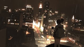 Rainy Nights [lofi hip hop / chillhop / chillout mix] (Study/Relax/Sleep) 2018