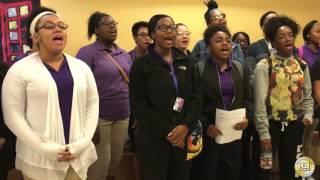 PMSA Advanced Choir Honors America