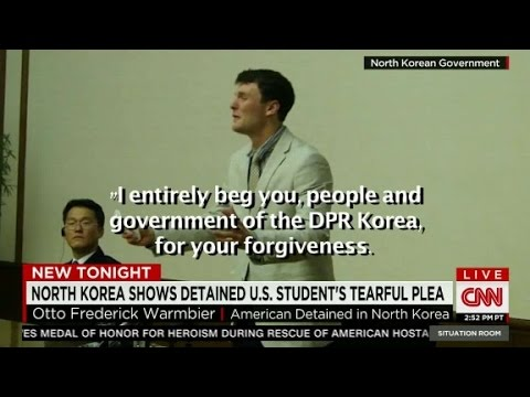 Xxx Mp4 North Korea Detained American Student Speaks 3gp Sex