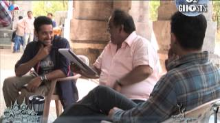 Behind The Scenes   Satish Kaushik - The Director (Gang Of Ghosts)