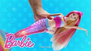 Barbie® Lumières Arc-en-ciel et son château | DPP90 & DPY39