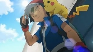 Ash Ketchum is finally aging!? 14 years old!?