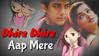 💖💖Dhire dhire aap mere dil Ke mehman ho gaye WhatsApp status||brand New WhatsApp status 2018