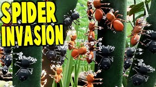 Drunk On Nectar - SPIDER INVASION, SANDBOX UPDATE - (Drunk on Nectar Gameplay)
