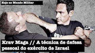 Krav Maga, a técnica de defesa pessoal do Exército de Israel