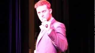 K-von Performs Stand-Up at U of M in Ann Arbor, MI