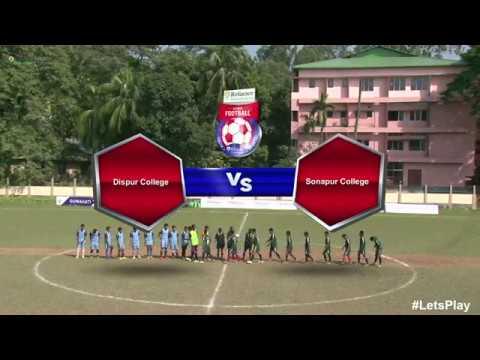 RFYS: Guwahati College Boys - Dispur College vs Sonapur College Highlights