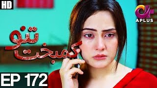 Kambakht Tanno - Episode 172 uploaded on 10-08-2017 77899 views