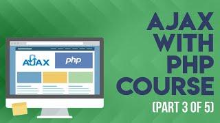 AJAX with PHP Tutorials in Urdu/Hindi - Part 3 of 5