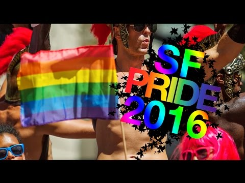 San Francisco Gay Pride 2016